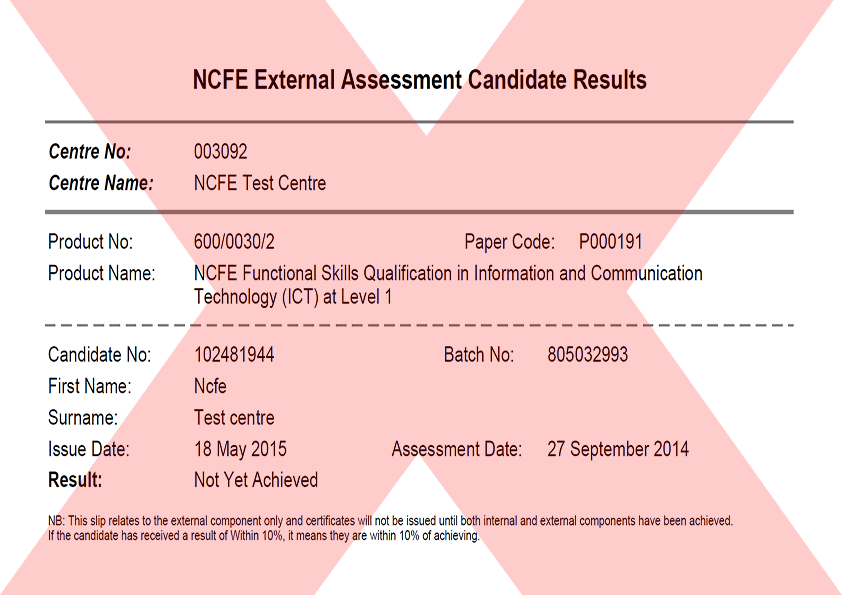 assessment 1 ncfe level 2 This ncfe level 2 certificate in principles of team leading is perfect for anyone that is looking to move up in their career to a more senior role the course teaches management skills that are needed to progress into higher roles in any industry and can be completed online at your own pace.